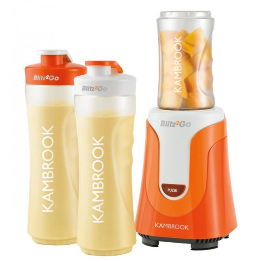 Kambrook Blitz2Go makes personal blending easy!