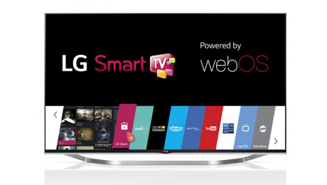 "LG - 65LB7500 - 65"" FHD 3D LED Smart TV B"
