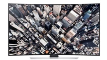 "Samsung - UA65HU9000 - 65"" Series 9 - CURVED 3D UHD LED TV"