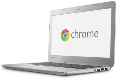 Toshiba Chromebook Highlights