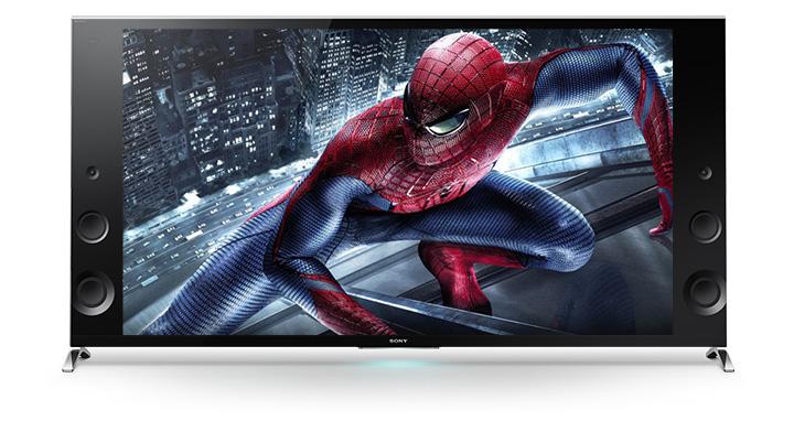 Sony KD65X9000 4K TVHighlights