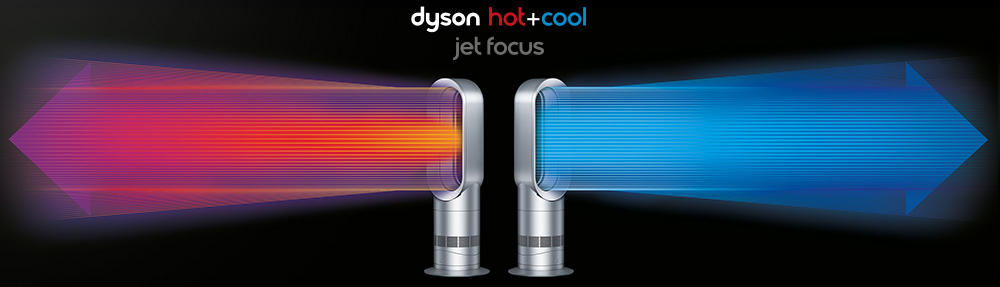 DYSON AM09 Hot and Cool Fan Highlights
