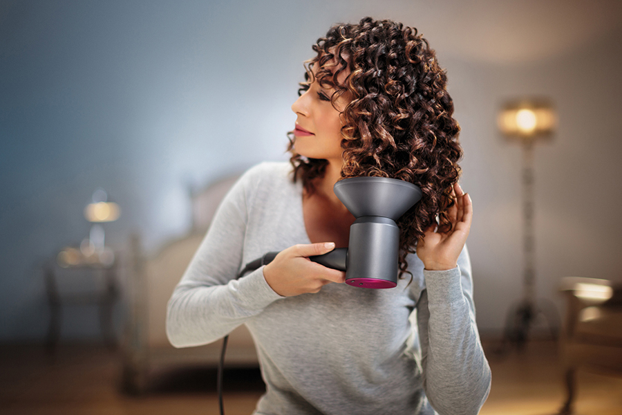 The perfect hair dryer for every hair type: Dyson Supersonic