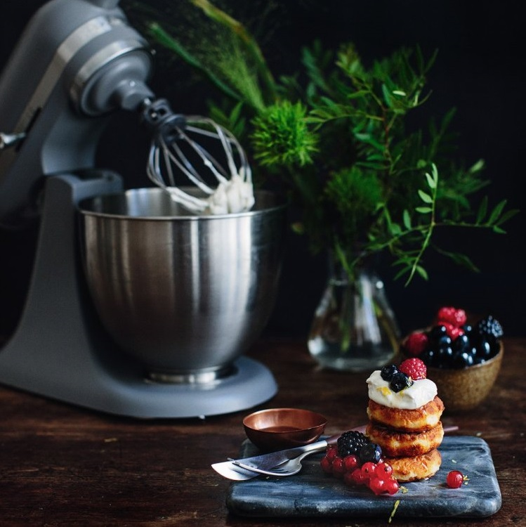 3 deliciously sweet recipes to make in your KitchenAid Stand Mixer