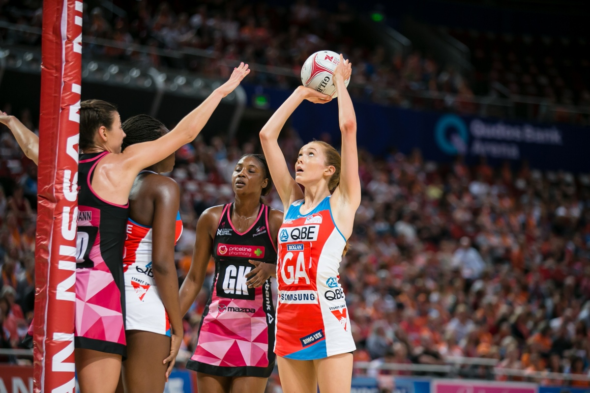 WIN A SIGNED NSW SWIFTS NETBALL PACK ON INSTAGRAM!