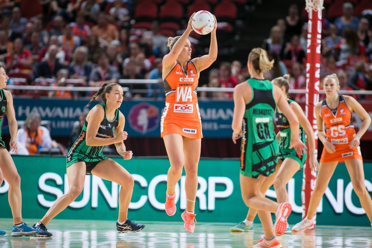 WIN A SIGNED GIANTS NETBALL PACK ON INSTAGRAM!