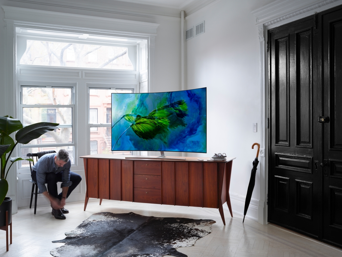 Why Samsung QLED TVs are picture perfect