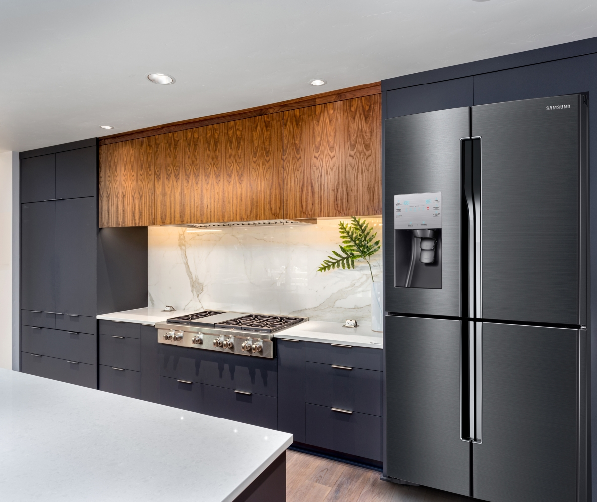 5 reasons to update your kitchen with a Samsung French Door Fridge