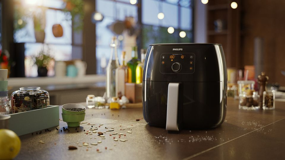 3 guilt-free (and super easy!) recipes to try in the Philips Airfryer XXL