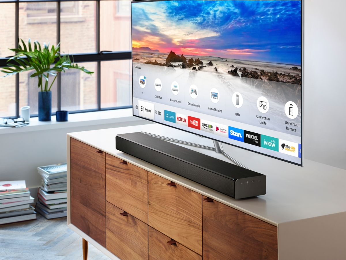 5 pieces of entertainment that are better on a QLED TV