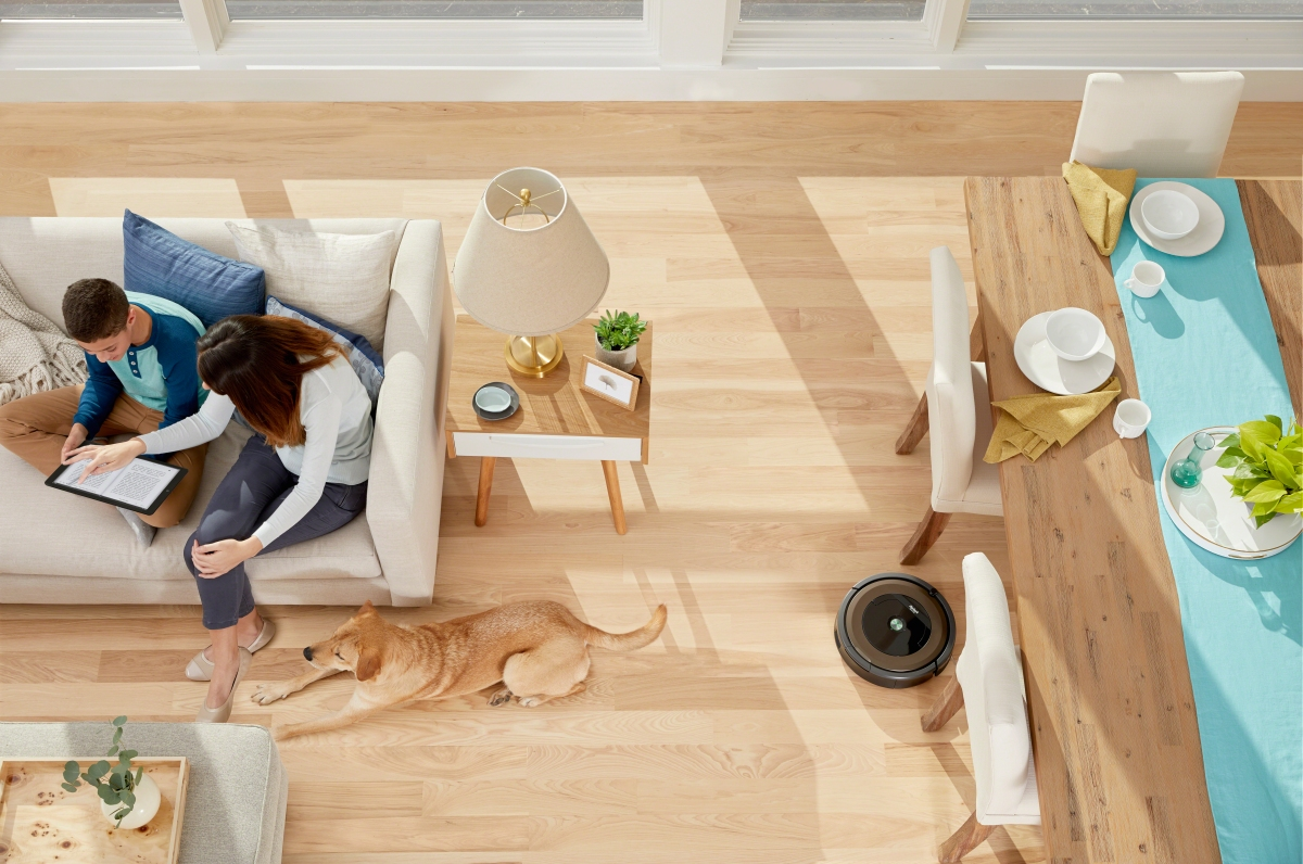 Cleaning bots of the future: How iRobot is changing the way we vacuum and mop