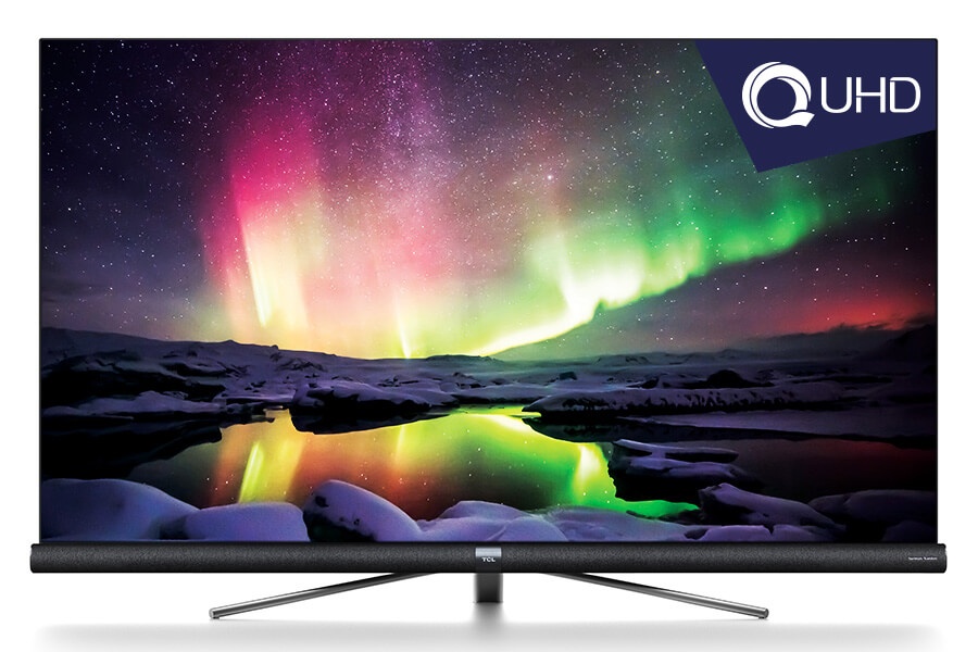 "TCL - 55C6US - 55"" QUHD ANDROID TV"